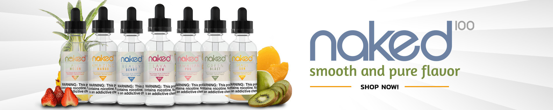Naked 100 eJuice: Cheap Deals For Naked 100 Brand Vape Juice